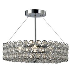 <strong>Canarm</strong> Alice 3 Light Semi-Flush Mount