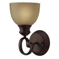<strong>Canarm</strong> Delaney 1 Light Vanity Light
