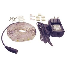 150 Light LED Flexible Tape Lighting Kit