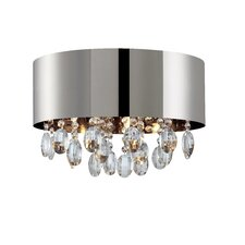 <strong>Canarm</strong> Allura 4 Light Flush Mount