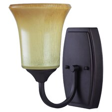 <strong>Canarm</strong> Victoria 1 Light Wall Sconce
