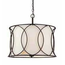 Monica 3 Light Chandelier
