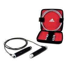 <strong>Adidas</strong> Jump Rope Set with Carry Case