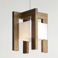 Laurus 1 Light Low Profile Pendant