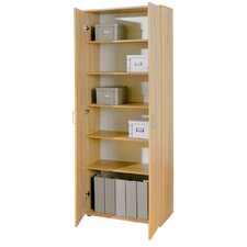 Gallo 5 Shelf Cabinet