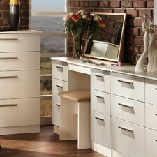 Contrast Dressing Table Set