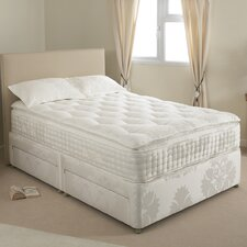 Pillow Ultimate Pocket Sprung Medium Mattress