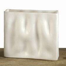 <strong>Alex Marshall Studios</strong> Mini Rectangle Ripple Vase