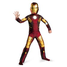 <strong>Disguise Costumes</strong> Avengers Iron Man Classic Costume
