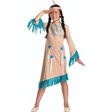 <strong>Disguise Costumes</strong> Indian Princess Child Costume