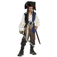 Jack Sparrow Deluxe Child Costume