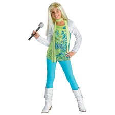 Hannah Montana with Shrug Kids Costume