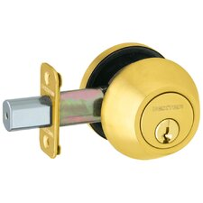 "4.88"" Double Cylinder Deadbolt"