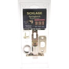 Schlage 40-250 Springlatch Tri-Option