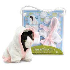 Pawparazzi Spa Dress up Set