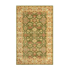 Windsor Green/Tan Area Rug
