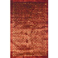 <strong>MevaRugs</strong> Royal Shag Rust/Gold Rug