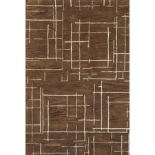 Rhythm Brown Rug