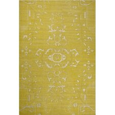Medallion Gold Rug