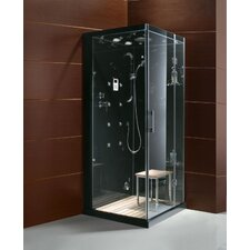 <strong>Steam Planet Corp</strong> Personal Pivot Door Steam Shower
