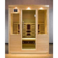 3 Person Ceramic FAR Infrared Sauna