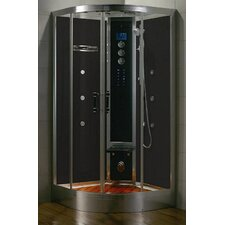 "<strong>Steam Planet Corp</strong> Royal Care 40"" x 40"" Neo-Angle Door Steam Shower"