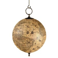 Hondius Terrestrial Hanging Globe