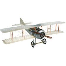 Transparent Spad Miniature Model Plane