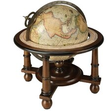 <strong>Authentic Models</strong> Navigator's Terrestrial Globe Model