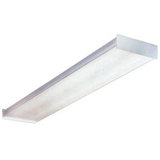 2 Light Fluorescent Wrap Around Light