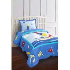Nantucket 2 Piece Quilt Set