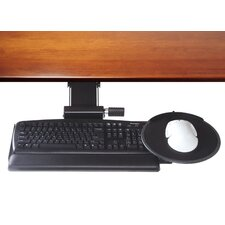 Clip Mouse Keyboard System with 2G Arm