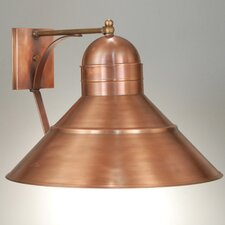 "Barn 14"" Large Base Socket Wall Lantern"