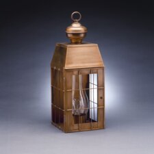 Woodcliffe 2 Candelabra Sockets H-Rod Wall Lantern