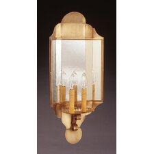 <strong>Northeast Lantern</strong> Sconce 2 Light Candelabra Socket