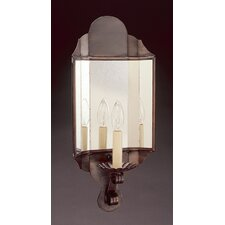 <strong>Northeast Lantern</strong> Sconce 1 Light Candelabra Socket