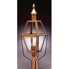 <strong>Northeast Lantern</strong> Boston 1 Light Outdoor Post Lantern