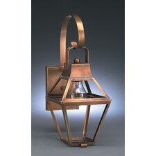 <strong>Northeast Lantern</strong> Uxbridge Medium Base Sockets Bracket Wall Lantern