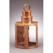 Hardwick Medium Base Socket Small Hexagon Wall Lantern