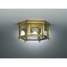 "Williams 5.5"" 1 Light Flush Mount"