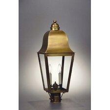 Imperial 2 Light Outdoor Post Lantern