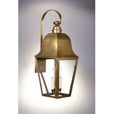 <strong>Northeast Lantern</strong> Imperial 2 Light Wall Sconce
