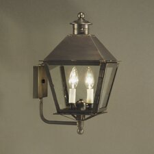 Jamestown 2 Light Wall Sconce