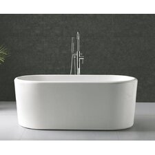 "Turq 67"" x 28 Bathtub"