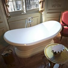 "Grace 71"" x 34"" Soaking Bathtub"