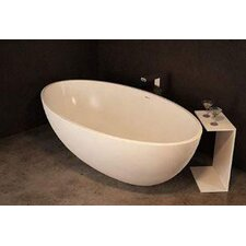 "Quinn 67"" x 37"" Bathtub"