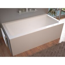 "<strong>Spa Escapes</strong> Castle 60"" x 32"" Soaking Bathtub"