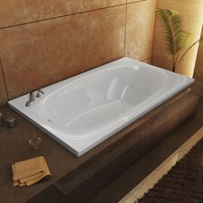 "St. Kitts 72"" x 36"" Air Jetted Bathtub"