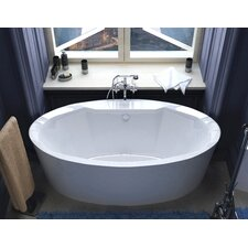 "Salina 68"" x 34"" Air Jetted Bathtub"