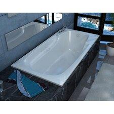 """Anguilla 60"""" x 32"""" Bathtub"""
